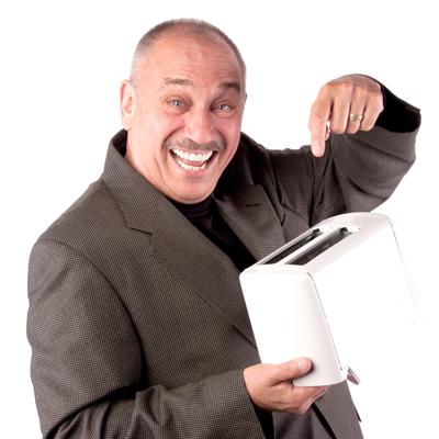 Ron Sukenick Toaster
