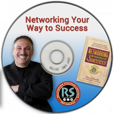 Networking Your Way to Success Audio CD