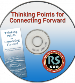Thinking Points for Connecting Forward