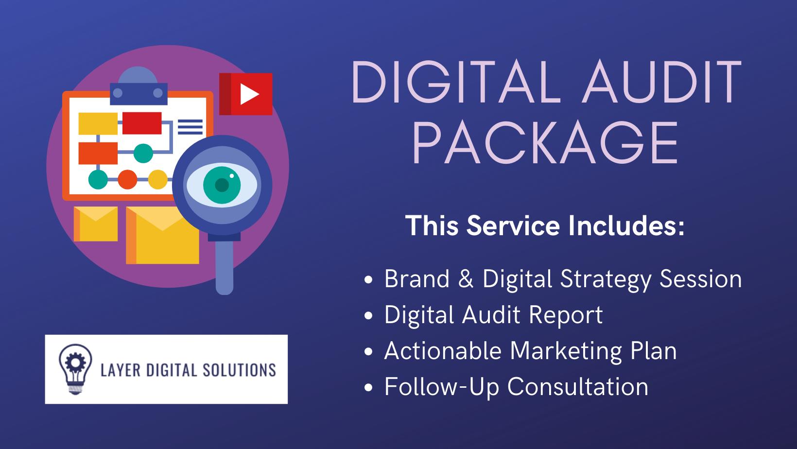 Layer Digital Solutions - Digital Audit